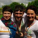 PolskaEire Festival Ennis2016 (Main organizers Anna Scanlan, Marcin Piotrowski & Kasia Kowalska)